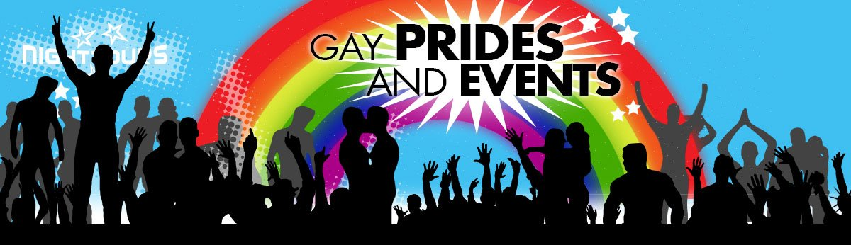 gay pride and events